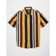 SUPER MASSIVE Vertstripe Mens Shirt