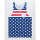 SHOUTHOUSE Americana Mens Pocket Tank Top