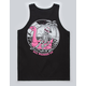 RSQ All Washed Up Mens Tank Top