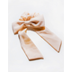 FULL TILT Ivory Bow Scrunchie