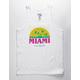 FRESH VIBES Miami Mens Tank Top