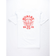 HURLEY Lucky Dragon Mens T-Shirt