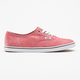 VANS Chambray Authentic Lo Pro Womens Shoes