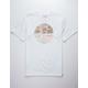 HURLEY Panda Food Mens T-Shirt
