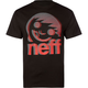 NEFF Corpo Blur Mens T-Shirt