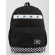 VANS Sporty Realm Plus Black Backpack