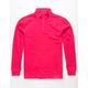 VANS Versa Quarter Zip Pink Mens Sweatshirt