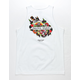 DEATH COAST SUPPLY Bottle White Mens Tank Top