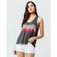 SISSTREVOLUTION Retro Evolution Womens Muscle Tank Top