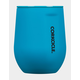 CORKCICLE Neon Blue 12oz Stemless Tumbler