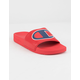 CHAMPION IPO Red Boys Sandals