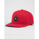 LRG Lifted Research Red Mens Snapback Hat