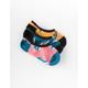 VANS 3 Pack Kick Back Girls Canoodle Socks