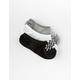 VANS 3 Pack Basic Assorted Girls Canoodle Socks