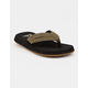 QUIKSILVER Monkey Wrench Tan Boys Sandals