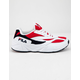 FILA V94M White & Red Womens Shoes