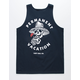 LAST CALL CO. Vacation Mens Tank Top