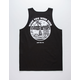 LAST CALL CO. Wish You Were Beer Mens Tank Top