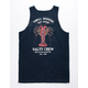 SALTY CREW Bugging Out Mens Tank Top