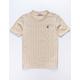 FILA Guilo Sand Mens T-Shirt