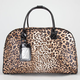 Leopard Carry On Duffle