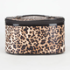 Leopard Cosmetics Case