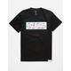 DIAMOND SUPPLY CO. Koi Box Logo Black Mens T-Shirt
