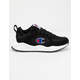 CHAMPION 93Eighteen Classic Black Boys Shoes