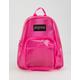 JANSPORT Half Pint FX Translucent Pink Mini Backpack