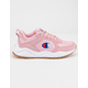 CHAMPION 93Eighteen Classic Pink Girls Shoes