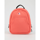 CHAMPION Reverse Weave Convertible Pink Mini Backpack
