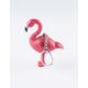 LED Flamingo Keychain