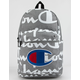 CHAMPION Supercize Gray Backpack