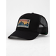 HIPPYTREE Color Point Mens Trucker Hat