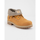 TIMBERLAND Heritage Roll Top Mens Boots