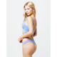 EIDON Kylie Periwinkle Super Cheeky Bikini Bottoms