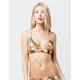 ROXY Tropicalaba Reversible Bikini Top