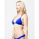 EIDON Kali Blue Bikini Top