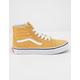 VANS Sk8-Hi Ochre & True White Girls Shoes