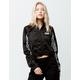 VANS Checker Womens Crop Track Jacket