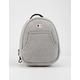 CHAMPION Reverse Weave Convertible Gray Mini Backpack