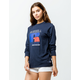 RUSSELL ATHLETIC Hillary Womens Tee