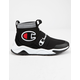 CHAMPION Rally Pro Black Boys Shoes