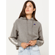 RUSSELL ATHLETIC Claire Womens Crop Hoodie