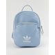ADIDAS Originals Classic Light Blue Mini Backpack