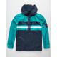DGK South Beach Mens Windbreaker Jacket