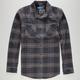 ADIDAS Silas Mens Flannel Shirt