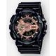 G-SHOCK GA110MMC-1A Black & Rose Gold Watch