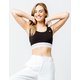 CHAMPION Black Sports Bra
