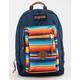 JANSPORT Reilly Fiesta Stripes Backpack